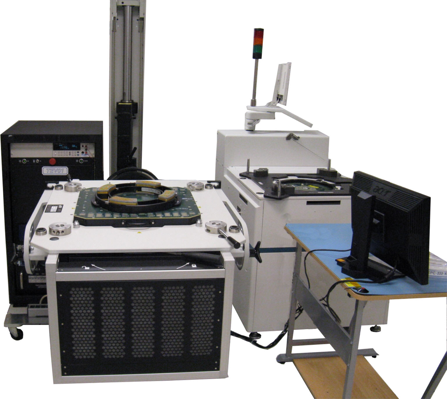 Semiconductor Test Services : Custom integration of semiconductor ate test evolution